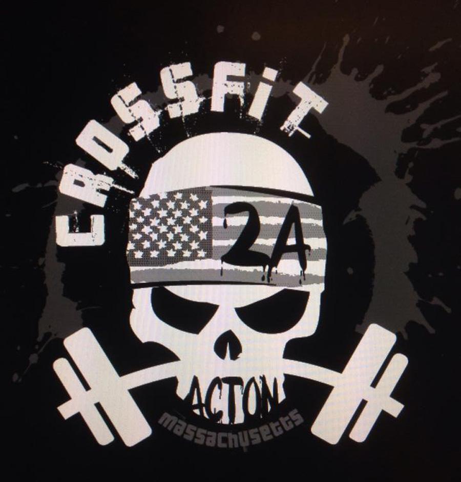 CrossFit 2A logo by Sarah Casasanto
