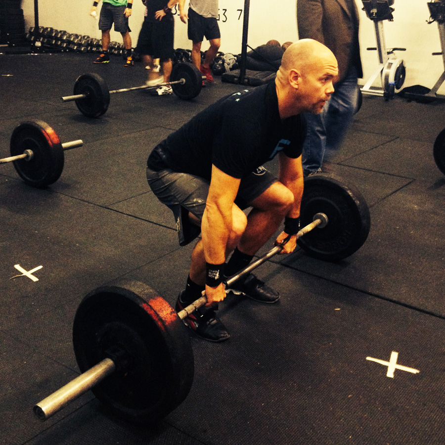 Ron Lohse Crossfit Weightlifting